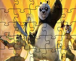 Kung Fu Panda 3 Jigsaw
