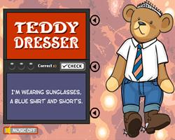 Teddy Dresser