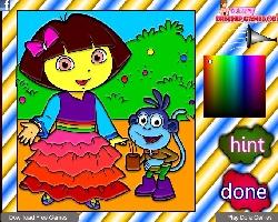 Dora Color 2