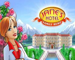 Janes Hotel  Family Hero
