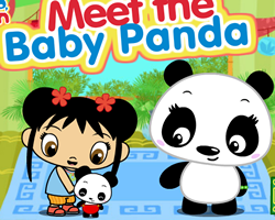 Meet The Baby Panda