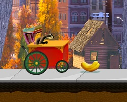 Runaway Nut Cart