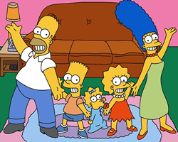 The Simpsons Hidden Numbers